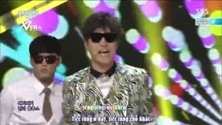 Sali Go Dali Go (Inkigayo 14.09.14) (Vietsub) - Kim Jong Min