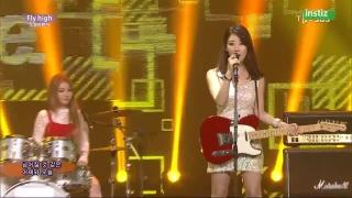 Fly High (Inkigayo 12.07.15) - Sweet Revenge