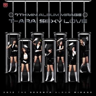 Mirage (7th Mini Album) - T-ara