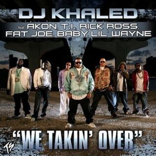 We Takin Over - Lil Wayne