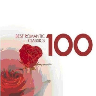 100 Best Romantic Classics CD6 - Various Artists
