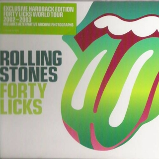 Forty Licks CD2 - The Rolling Stones