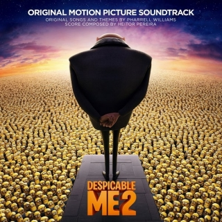 Despicable Me 2 OST - Despicable Me 2 OST