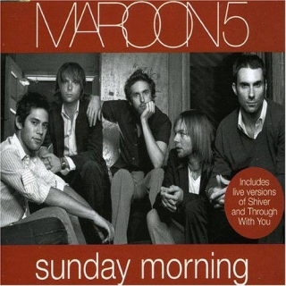 Sunday Morning (Single, Car) - Maroon 5