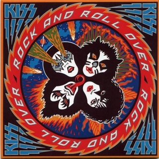 Rock And Roll Over (Japanese) - Kiss
