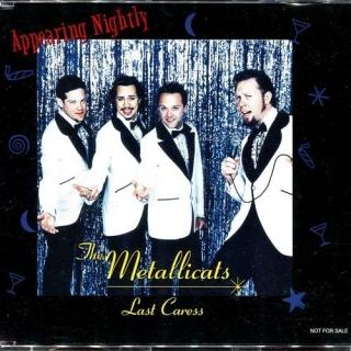 Last Caress (Japan Promo CD) - Metallica
