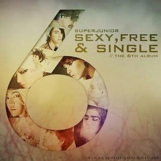 Sexy, Free & Single - Super Junior