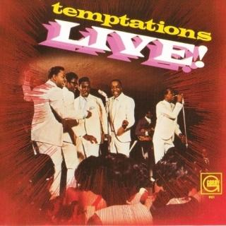 Temptations Live - The Temptations