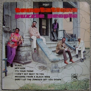 Puzzle People - The Temptations