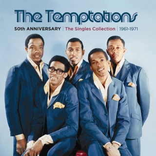 50th Anniversary The Singles Collection - The Temptations