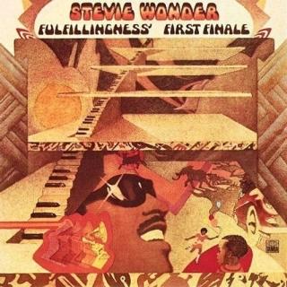 Fulfillingness First Finale - Stevie Wonder