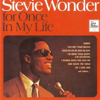 For Once In My Life Uptight - Stevie Wonder