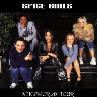 Spiceworld Tour Live In Madrid - Spice Girls