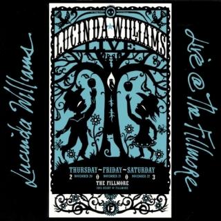 Live The Fillmore CD1 - Lucinda Williams