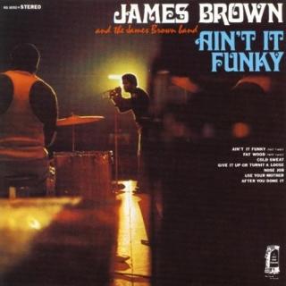 Aint It Funky - James Brown
