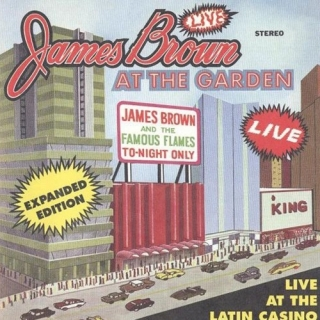 Live At The Garden - James Brown
