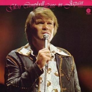 Live In Japan - Glen Campbell