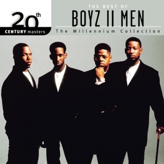 The Best of Boyz II Men The Millennium Collection - Boyz II Men