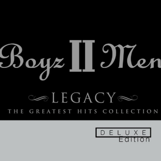 Legacy The Greatest Hits Collection CD1 - Boyz II Men