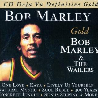 Definitive Gold CD4 - Bob Marley