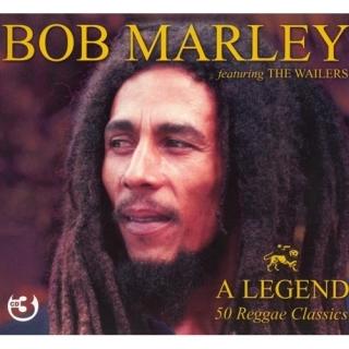 A Legend 50 Reggae Classics CD2 - Bob Marley