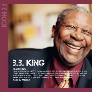 Icon 2 CD2 - B.B. King