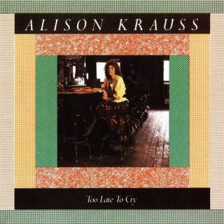 Too Late To Cry - Alison Krauss