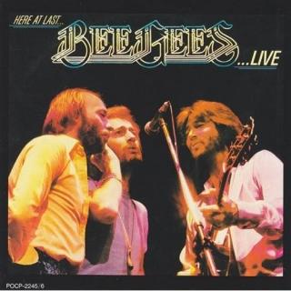Here At Last...Bee Gees...Live (Polydor K.K. Japan) CD2 - Bee Gees