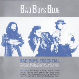 Bad Boys Essential (Extended, Remixes & Bonus Tracks) CD3 - Bad Boys Blue