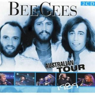 Australian Tour 1989 (IMMORTAL IMA) CD2 - Bee Gees
