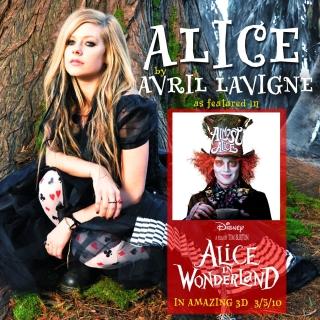 Alice (Alice in Wonderland OST) - Avril Lavigne