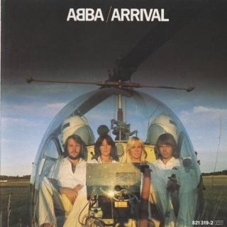 Arrival (Clear Polydor) - ABBA