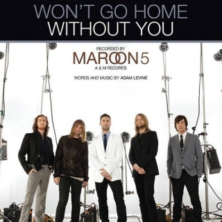 Won't Go Home Without You (CD, Maxi, Enh) - Maroon 5