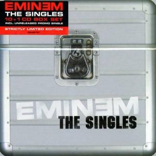 The Singles CD07 - Eminem