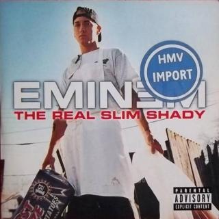 The Real Slim Shady (497 366 - 2) - Eminem