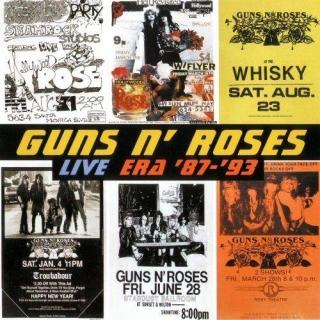 Live Era '87 - '93 CD1 - Guns N' Roses