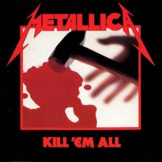 Kill 'Em All - Canada CD - Metallica