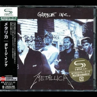 Garage Inc CD2 - SHM - CD - Metallica