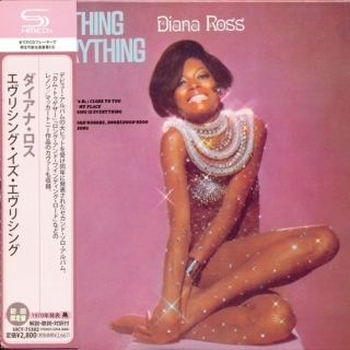 Everything Is Everything - Diana Ross