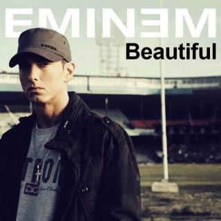 Beautiful (CDS) - Eminem