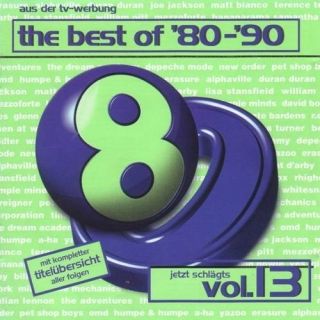 The Best of 1980 - 1990 Volume 13 CD1 - Various Artists