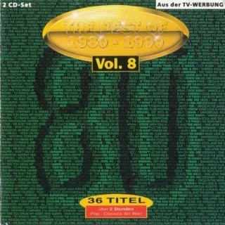 The Best of 1980 - 1990 Volume 08 CD1 - Various Artists