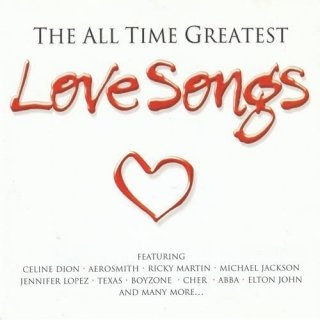 The All Time Greatest Love Songs CD2 - Various Artists