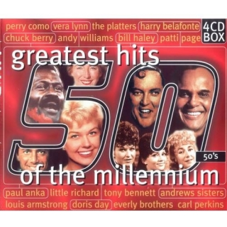 Greatest Hits Of The Millennium 50's CD3 - Various Artists