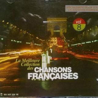CD nhac Phap Vol 08 - Various Artists