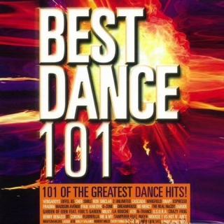 Best Dance 101 (101 Of The Greatest Dance Hits) CD1 - Various Artists
