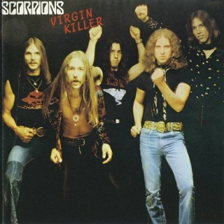 Virgin Killer (1988 Germany) - Scorpions