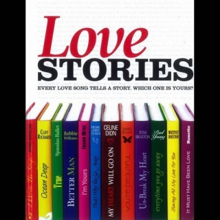Love Stories (Warner Music) CD2 - Various Artists