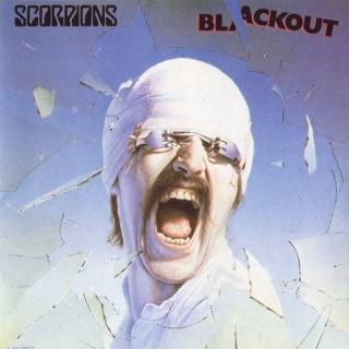 Blackout (1988 UK) - Scorpions