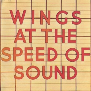 Wings At the Speed of Sound (UK) - Paul McCartney
